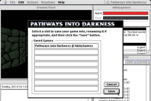 Pathways into Darkness 4