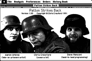 Patton Strikes Back: The Battle of the Bulge abandonware