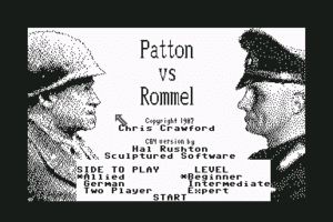 Patton vs. Rommel 1