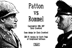 Patton vs. Rommel 0