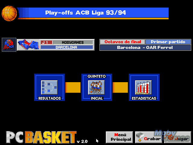 Download PC Basket 2.0 - My Abandonware