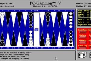 PC-Gammon abandonware