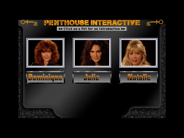 Penthouse Interactive Virtual Photo Shoot Vol. 1 Windows