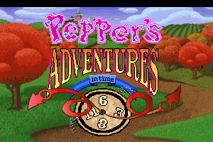Pepper's Adventures in Time 0