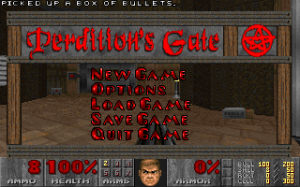 Perdition's Gate abandonware