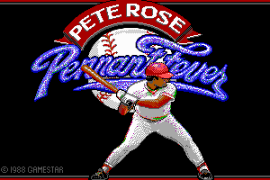 Pete Rose Pennant Fever 0