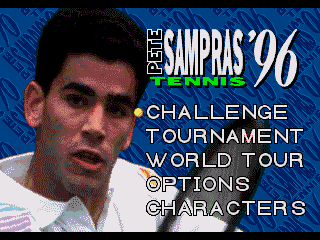 Pete Sampras Tennis 96 0