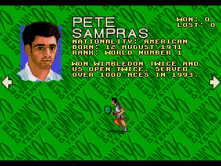 Pete Sampras Tennis 96 1
