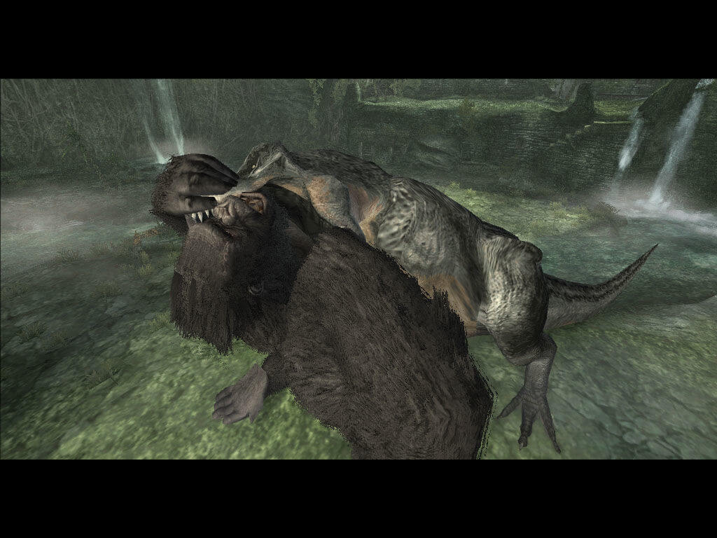Peter Jackson's King Kong: The Official Game of the Movie ...
