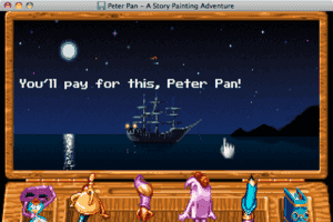 Peter Pan: A Story Painting Adventure 10