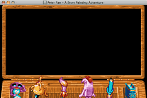 Peter Pan: A Story Painting Adventure 2