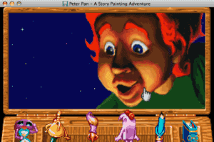Peter Pan: A Story Painting Adventure 3