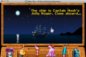 Peter Pan: A Story Painting Adventure 4