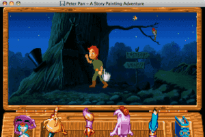 Peter Pan: A Story Painting Adventure 6