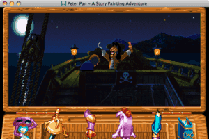 Peter Pan: A Story Painting Adventure 7