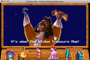 Peter Pan: A Story Painting Adventure 8