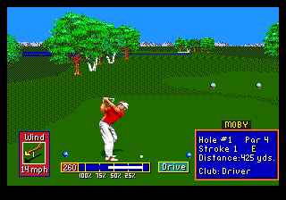 PGA Tour Golf II 14