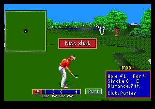 PGA Tour Golf II 18