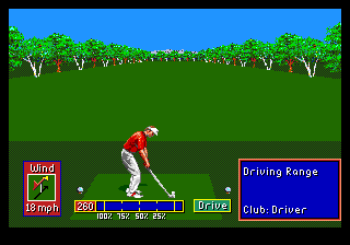 PGA Tour Golf II 22