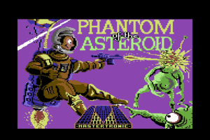 Phantom of the Asteroid 0