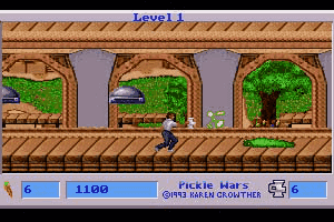 Pickle Wars abandonware