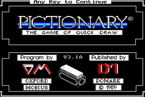 Pictionary: The Game of Quick Draw 0