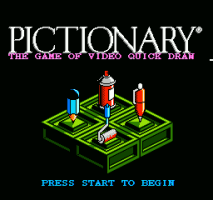Pictionary: The Game of Video Quick Draw 0