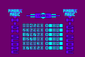 Pinball Magic abandonware