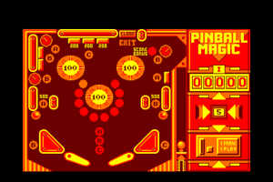 Pinball Magic 8
