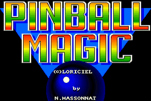Pinball Magic 0