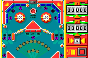 Pinball Magic 10