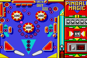 Pinball Magic 1