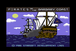 Pirates of The Barbary Coast 0