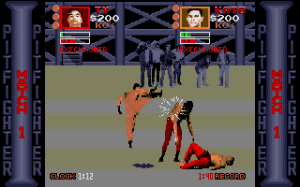 Pit-Fighter abandonware