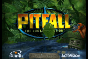Pitfall: The Lost Expedition 0