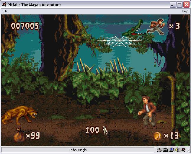pitfall the mayan adventure para pc gratis