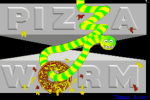 Pizza Worm 0