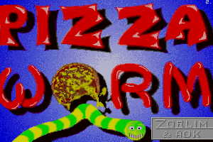 Pizza Worm 1