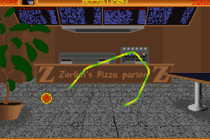Pizza Worm 3