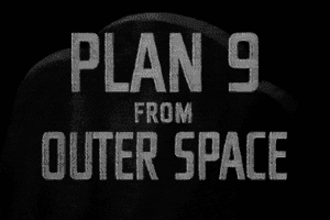 Plan 9 from Outer Space 0