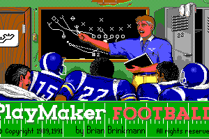 Playmaker Football 2