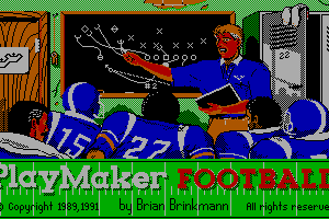 Playmaker Football 3