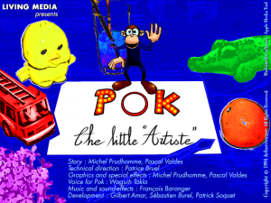 Pok The Little Artiste 0