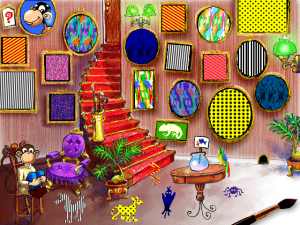Pok The Little Artiste abandonware