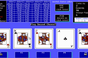 Poker Galore abandonware