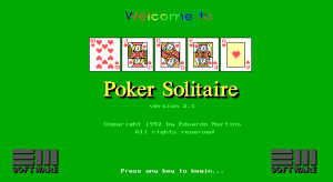 Poker Solitaire 0