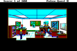 Police Quest 2: The Vengeance 15