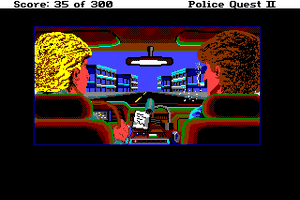 Police Quest 2: The Vengeance 18