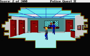 Police Quest 2: The Vengeance 10