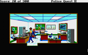 Police Quest 2: The Vengeance 11